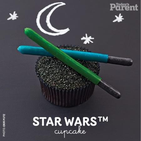 Star Wars Cupcake Decorating Ideas
