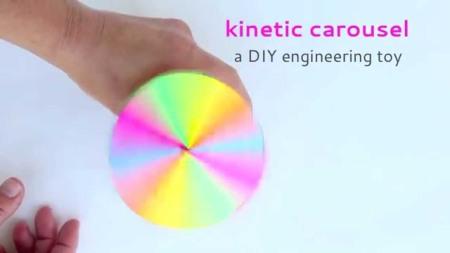Kinetic Carousel